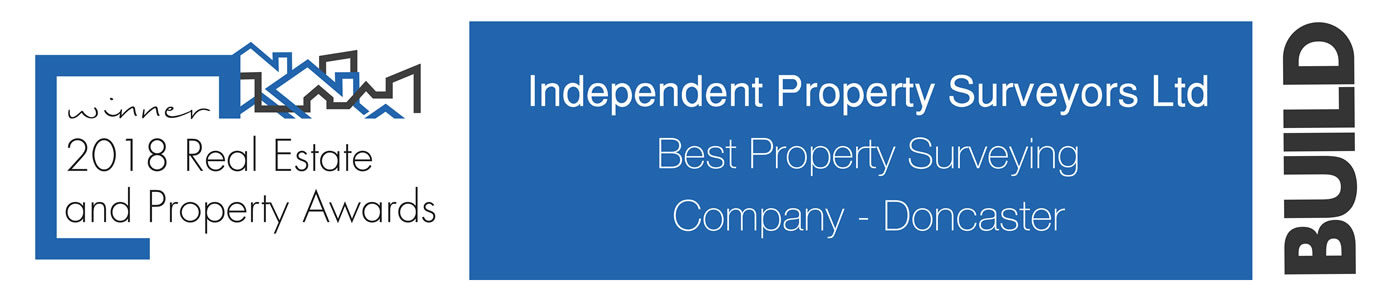 Winner of the 2018 Real Estate & Property Awards for Best Surveying Company in Doncaster